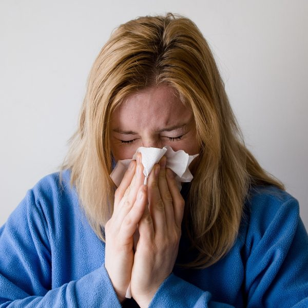 Cold And Flu Sneezing
