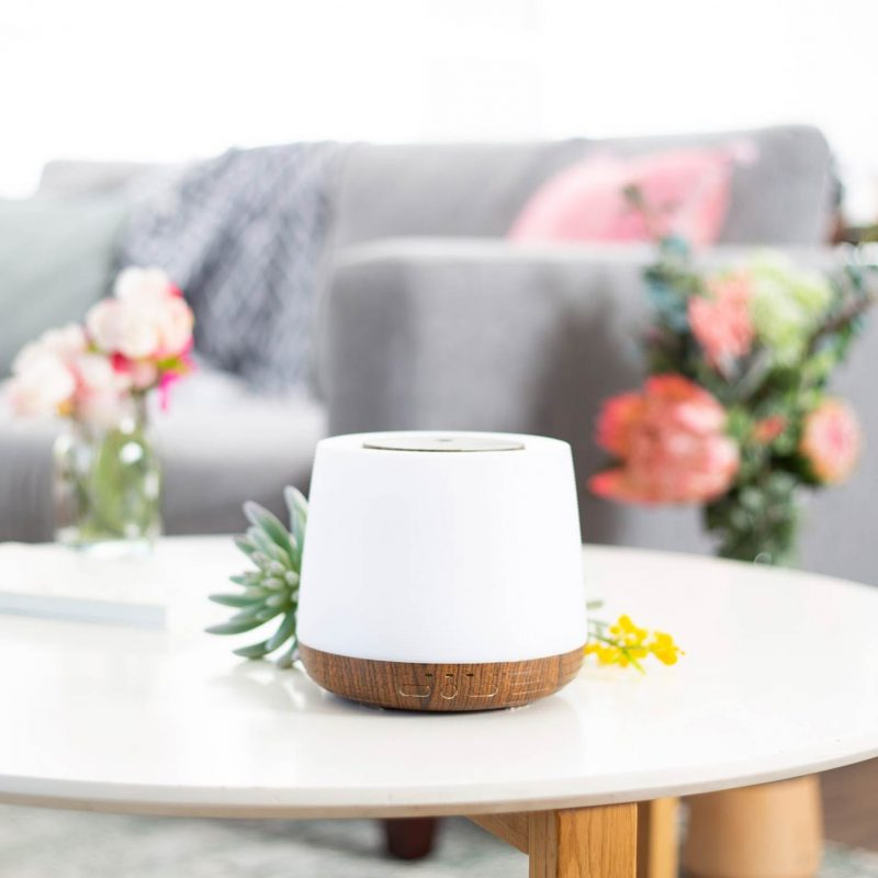 Lively LIving Aroma Home Essential Oil Diffuser In The Kitchen