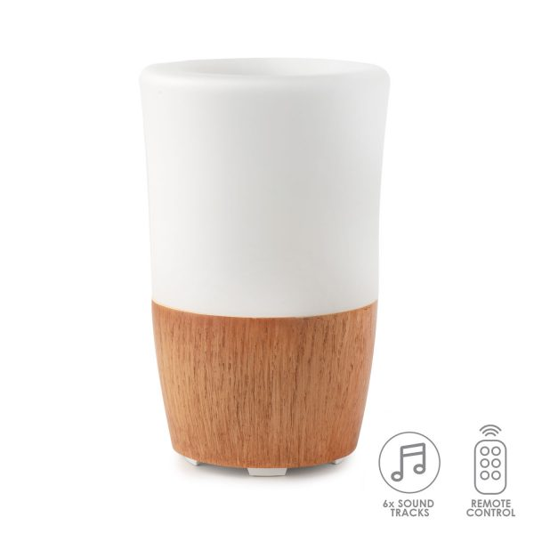 Aroma Sound Sleep Aid Humifier Essential Oil Diffuser