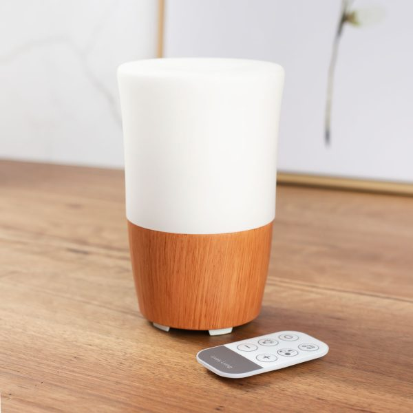 Aroma Sound Sleep Aid Humifier Essential Oil Diffuser And Remote Control