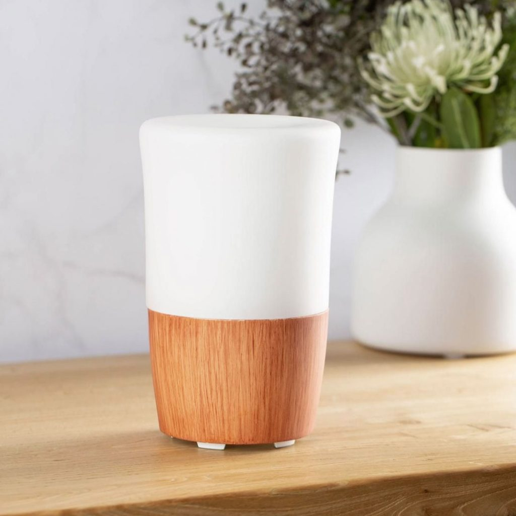 Aroma Sound Sleep Aid Humifier Essential Oil Diffuser Stand
