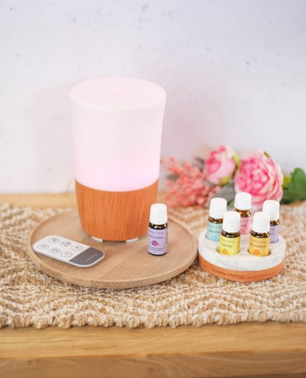Aroma Sound Diffuser With Music