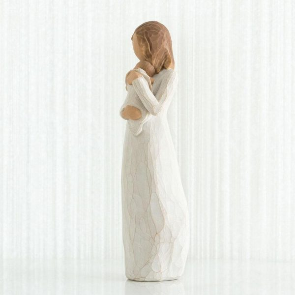 Angel Of Mine Willow Tree Figurine WT26124 Right View