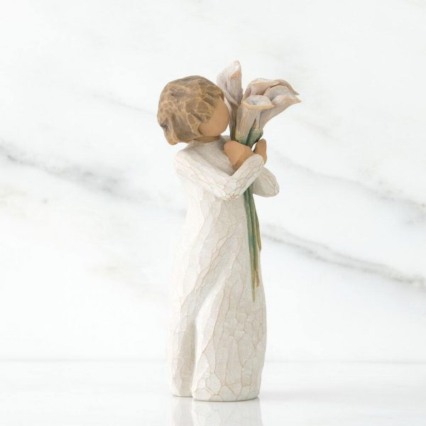 Beautiful Wishes Willow Tree Figurine WT26246 Right View