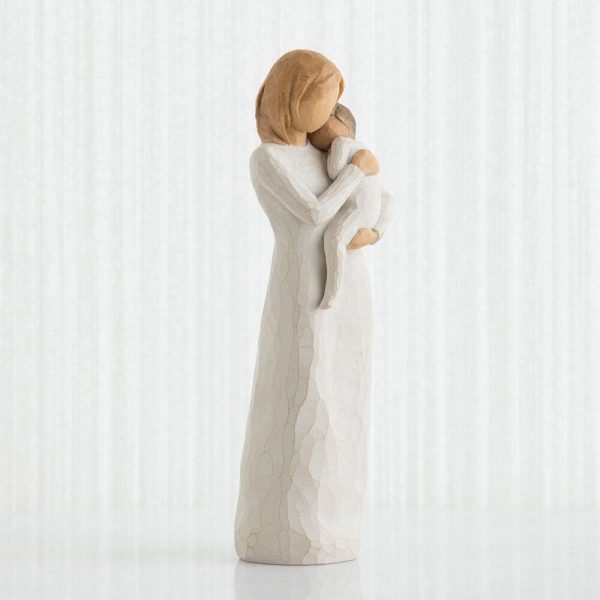 Child of My Heart Willow Tree Figurine WT26169 Left View