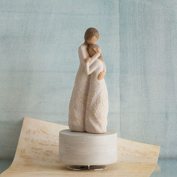 Willow Tree Close To Me Musical Figurine