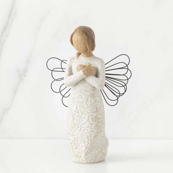 Remembrance Angel Willow Tree WT26247