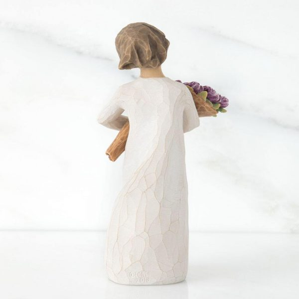 Surprise Willow Tree Figurine WT27788 Back View