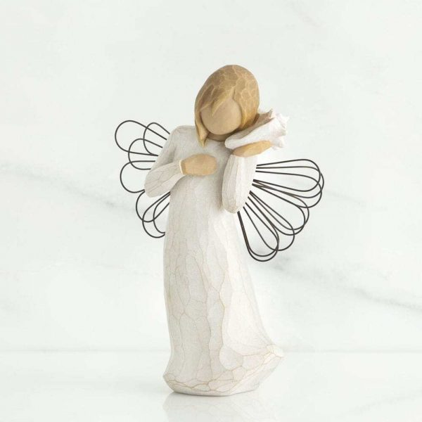 Thinking of You Angel Willow Tree Figurine WT26131