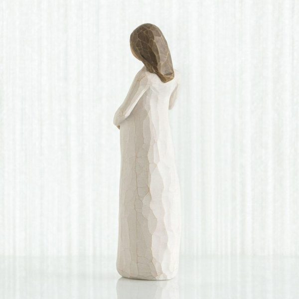 Willlow Tree Figurine For Always WT26082 Back View