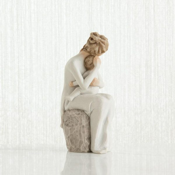 Willlow Tree Figurine For Always WT27596 Side View 1