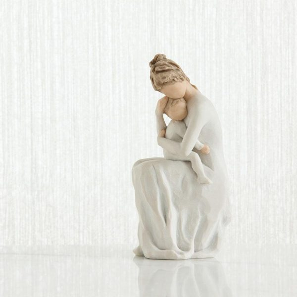 Willlow Tree Figurine For Always WT27596 Side View
