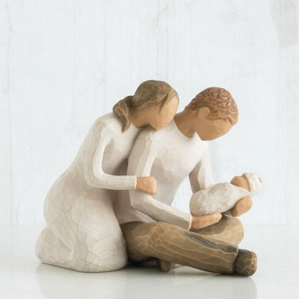 Willlow Tree Figurine New Life WT26029 Right View