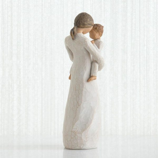 Willow Tree Figurine Tenderness 26073 Back View