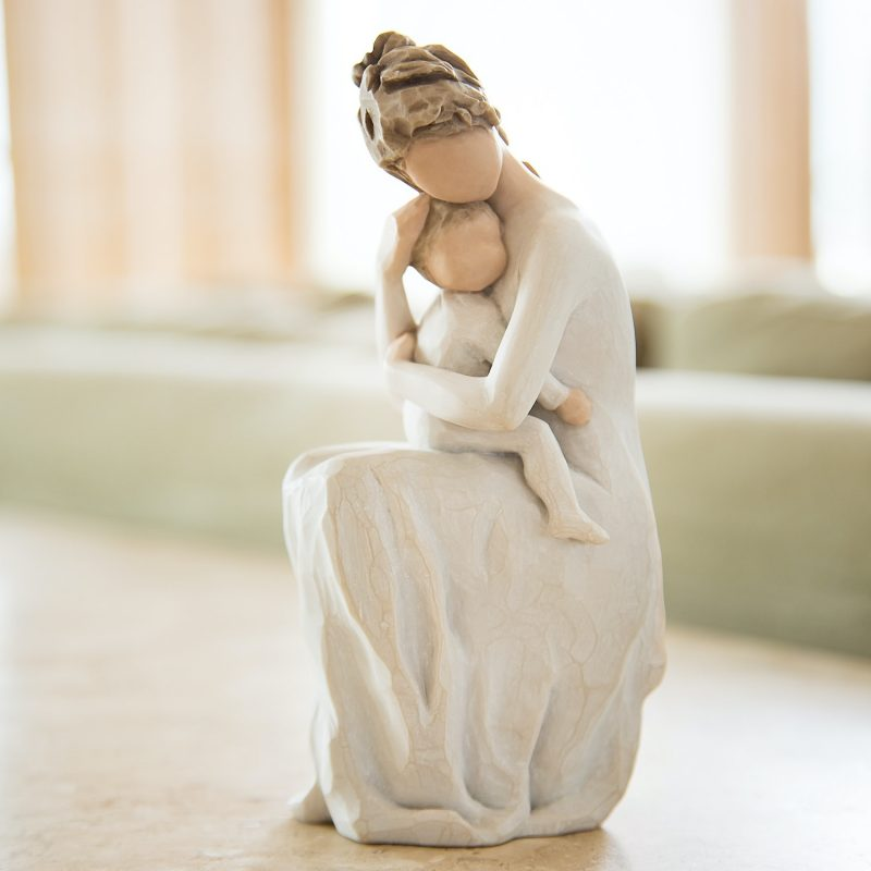 Willow Tree For Always Figurine Mother and Child
