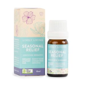 Essential Oils For Hay Fever Lively Living Seasonal Relief Blend