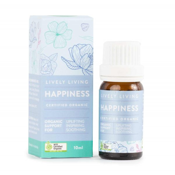 Lively Living Happiness Essential Oil Blend