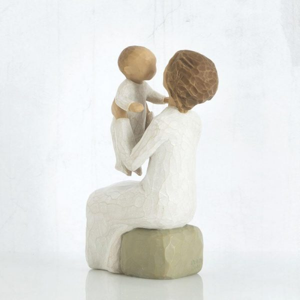 Willow Tree Grandmother Figurine WT26072 Right View