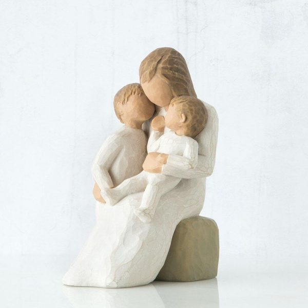 Willow Tree Quietly Figurine WT26100 Right View