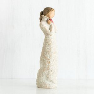 Willow Tree I Love You Figurine Left View