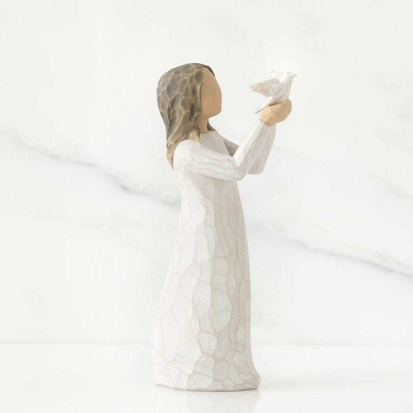 Willow Tree Soar Figurine Right View