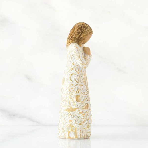 Willow Tree Tapestry Figurine Left View Full