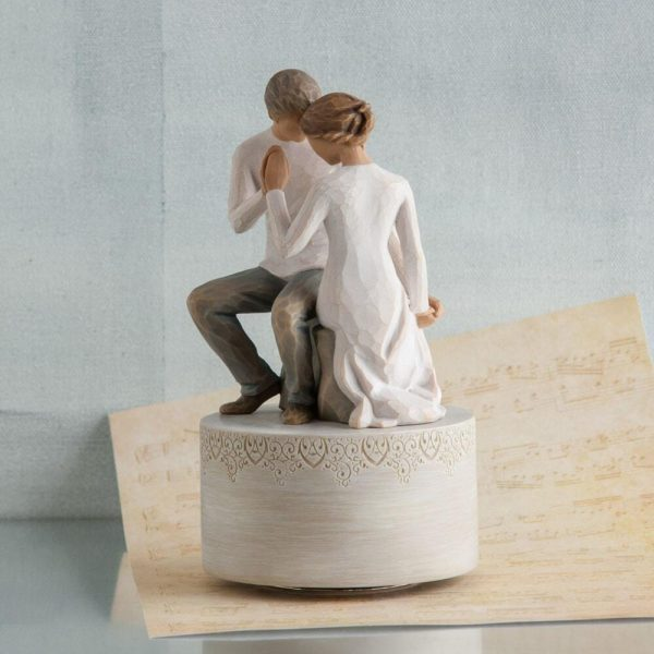 Willow Tree Around You Musical Figurine WT27465 View 1