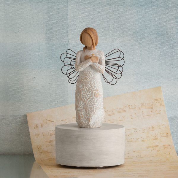 Willow Tree Remembrance Musical Figurine