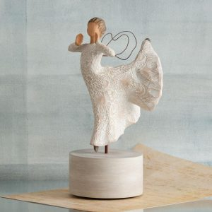 Willow Tree Song of Joy Musical Figurine