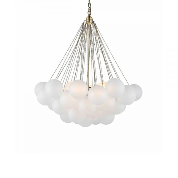 Cafe Lighting and Living Cloud Pendant Light Large