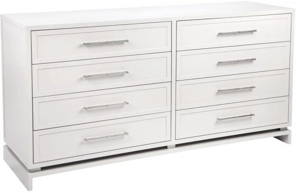 Pearl Pearl 8 Drawer Chest Of Drawers