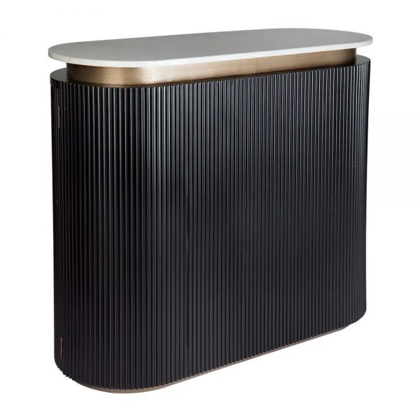 Calile Bar Counter For Home Black