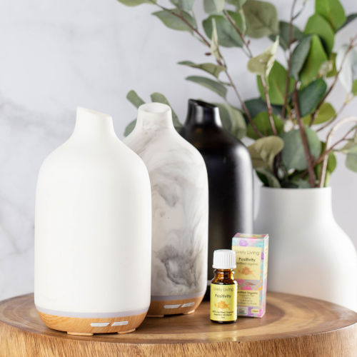 Diffusers Essential Oils
